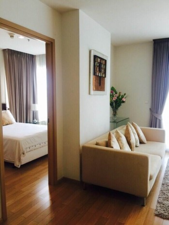 BKKMOVE Agency's 75sqm. Luxury,Elegant, Fully Furnished 2 bedrooms Condo At Siri @ Sukhumvit 1