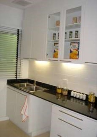 BKKMOVE Agency's 215sqm Elegant, High Rise Three bedroom + 1 study  Apartment to let at Baan Jamjuree 11