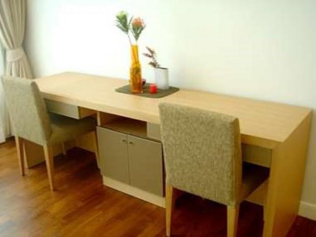 BKKMOVE Agency's 215sqm Elegant, High Rise Three bedroom + 1 study  Apartment to let at Baan Jamjuree 4