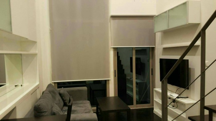 Ashton Morph Sukhumvit 38 34sqm BTS View block view Pet Allow Rent 25000/month