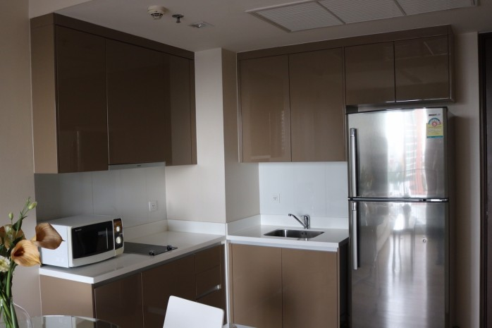 BKKMOVE Agency's 50sqm Low rise,Beautiful, Nice Decorated 1 bedroom Condo to let at Siri @ Sukhumvit 38 7