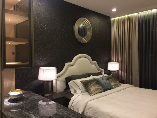 BKKMOVE Agency's Ashton Morph Sukhumvit 38 56.25 sqm 1 bed plus  Fully furnished South View Rent 58,000 3