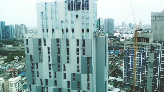 BKKMOVE Agency's Wyne Sukhumvit 71 37sqm 1Bed/1Bath Hight Rise  Rent 18k 1