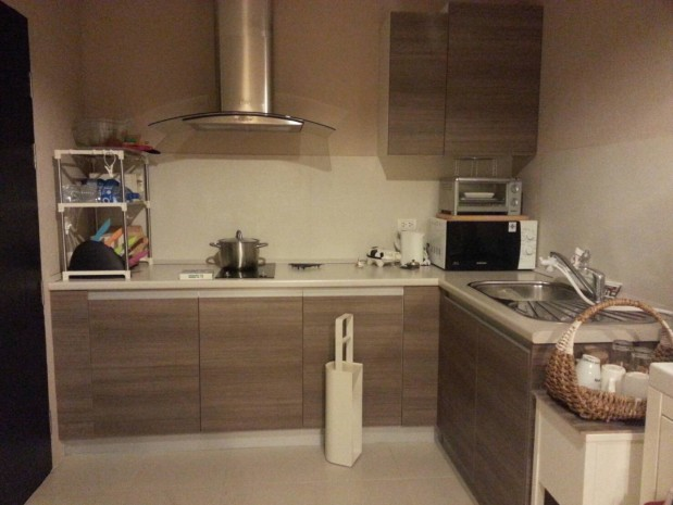 BKKMOVE Agency's Spacious, Good price 2 bedroom/ 1 bathroom 70 sqm  Condo for rent at Belle Grand Rama 9 10