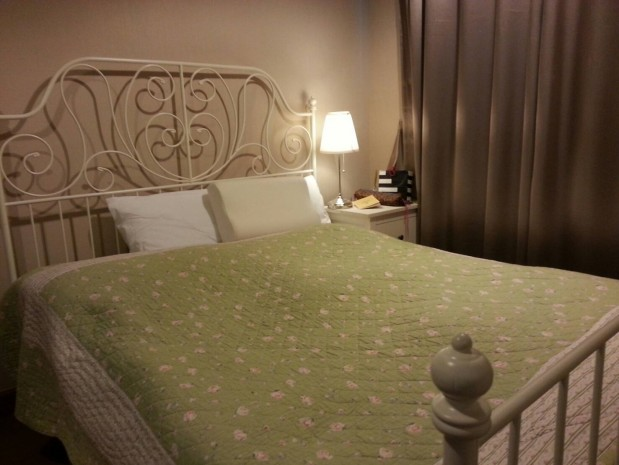 BKKMOVE Agency's Spacious, Good price 2 bedroom/ 1 bathroom 70 sqm  Condo for rent at Belle Grand Rama 9 3
