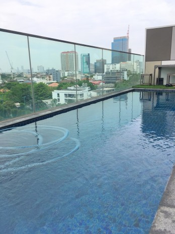 Ashton Morph  Sukhumvit 38 113sqm Duplex Private Swimming Pool South View Corner Sale 26.9M