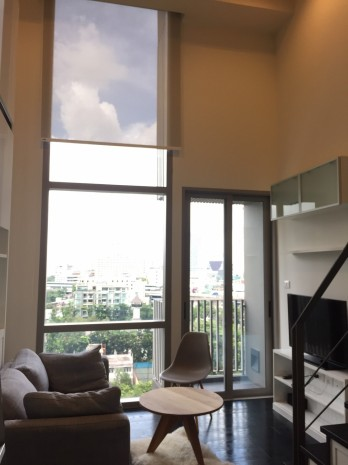 Ashton Morph  Sukhumvit 38 34sqm Duplex North View  Rent 27K