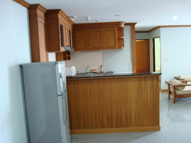 BKKMOVE Agency's 102sqm spacious convenient Good price!! 2badroom 2bathroom for rent at Witthayu Complex 1