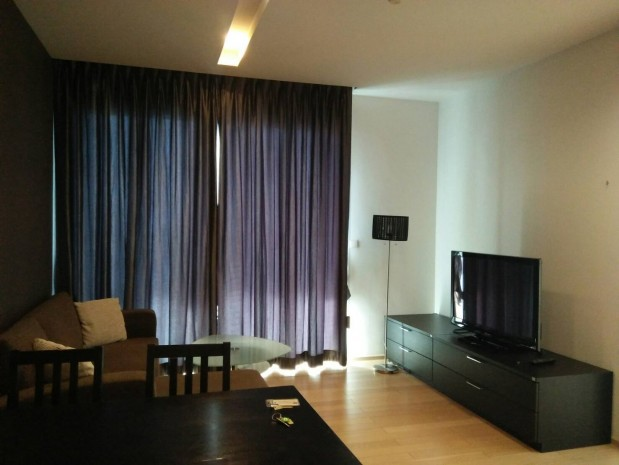 Siri@ Sukhunvit 38 52sqm 1Bedroom 1Bath  Thonglor View Hight Floor  Rent 39K