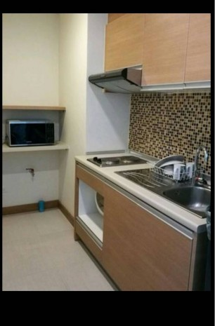 BKKMOVE Agency's 50sqm Good price! Nice view! 1bedroom 1bathroom for rent at Le Luk 1