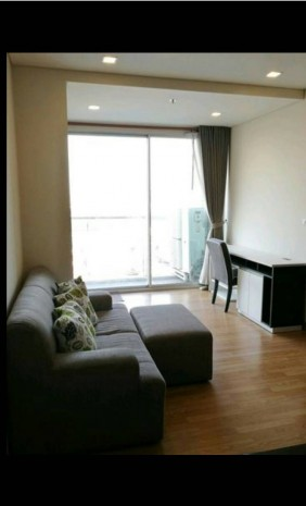 BKKMOVE Agency's 50sqm Good price! Nice view! 1bedroom 1bathroom for rent at Le Luk 5