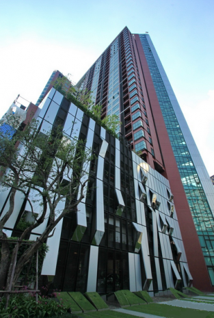BKKMOVE Agency's 30sqm Well price!! Cozy Convenient High floor One bedroom for rent at WYNE Sukhumvit 18