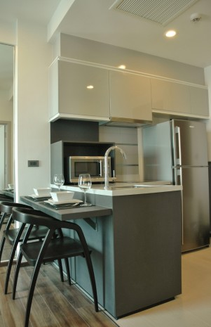 BKKMOVE Agency's 30sqm Well price!! Cozy Convenient High floor One bedroom for rent at WYNE Sukhumvit 11