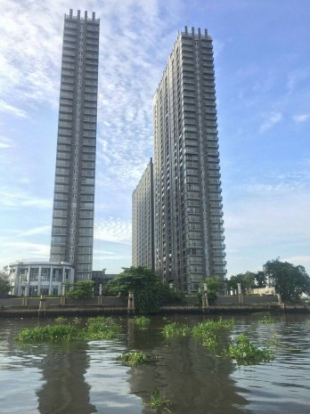 BKKMOVE Agency's 25sqm Well price!! Convenient Pool view 1bedroom 1bathroom for rent at Manor Sanambinnam 2