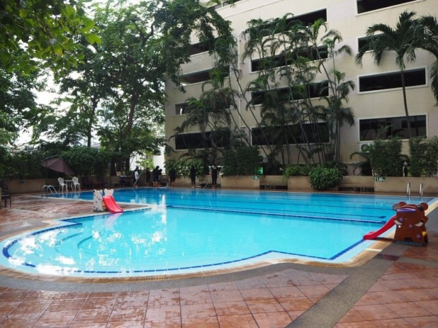 BKKMOVE Agency's 60sqm Well price!! Spacious Convenient 1bedroom 1bathroom for rent at Saranjai Mansion 2