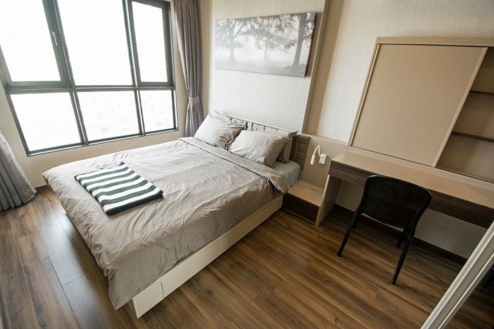 BKKMOVE Agency's 34.5sqm Good price!! Cozy Convenient 1bedroom 1bathroom for rent at TEAL Sathorn-Taksin 4
