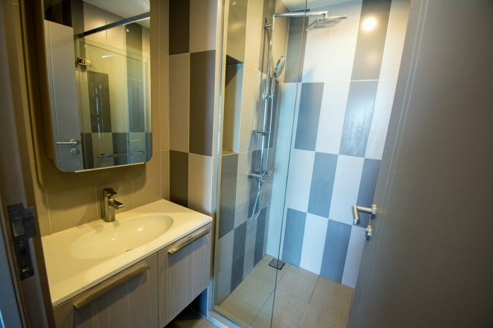 BKKMOVE Agency's 34.5sqm Good price!! Cozy Convenient 1bedroom 1bathroom for rent at TEAL Sathorn-Taksin 1