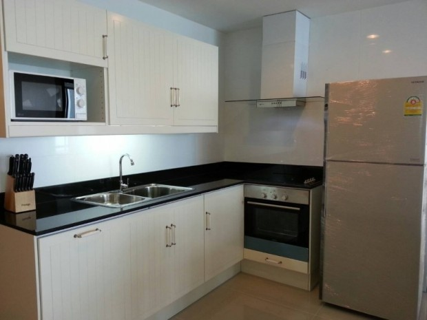 BKKMOVE Agency's 140sqm for rent Good price!! Spacious Convenient 3bedrooms 2bathrooms for rent  Rama Harbour View Condo Sriracha 9