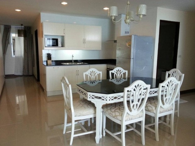 BKKMOVE Agency's 140sqm for rent Good price!! Spacious Convenient 3bedrooms 2bathrooms for rent  Rama Harbour View Condo Sriracha 8