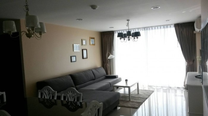 BKKMOVE Agency's 140sqm for rent Good price!! Spacious Convenient 3bedrooms 2bathrooms for rent  Rama Harbour View Condo Sriracha 6