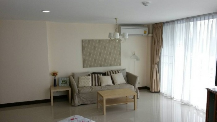 BKKMOVE Agency's 140sqm for rent Good price!! Spacious Convenient 3bedrooms 2bathrooms for rent  Rama Harbour View Condo Sriracha 3