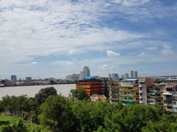 BKKMOVE Agency's Watermark Chaophraya River Condo ,River view low floor 145 sqm 3 bedroom 3 bathroom 1 maid  for sale Well price!! 7