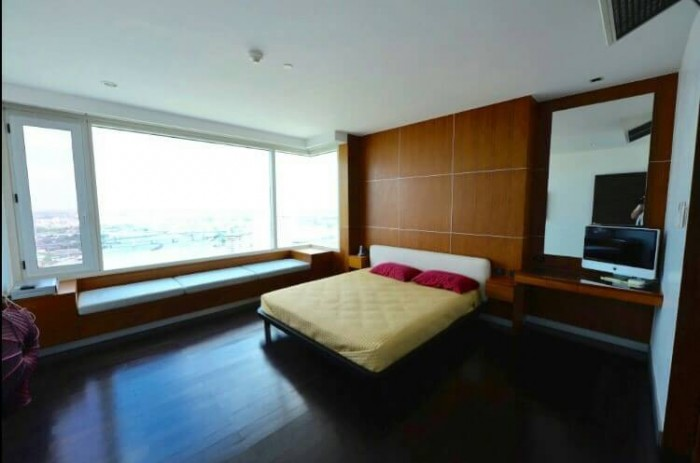 BKKMOVE Agency's Watermark Chaophraya River Condo ,River view High floor 145 sqm 2 bedroom 2 bathroom 1 maid  for sale/rent Well price!! 4
