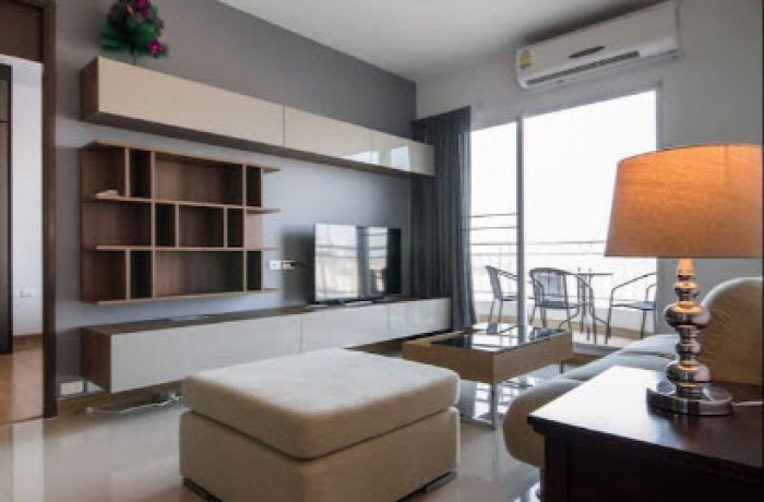BKKMOVE Agency's Supalai River Resort Cozy convenient river view 88sqm 2 Bedroom 2 Bathroom for rent Good price!! 15