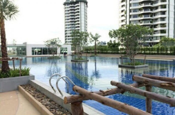 BKKMOVE Agency's Supalai River Resort Cozy convenient river view 88sqm 2 Bedroom 2 Bathroom for rent Good price!! 16