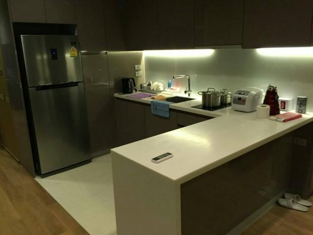 BKKMOVE Agency's 55sqm Good price!! Spacious convenient 1bedroom 1bathroom for sale at Hyde Sukhumvit 13 7