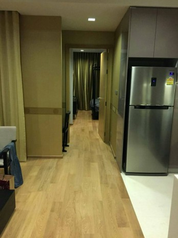 BKKMOVE Agency's 55sqm Good price!! Spacious convenient 1bedroom 1bathroom for sale at Hyde Sukhumvit 13 5