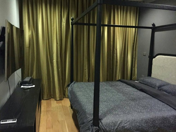 BKKMOVE Agency's 55sqm Good price!! Spacious convenient 1bedroom 1bathroom for sale at Hyde Sukhumvit 13 2