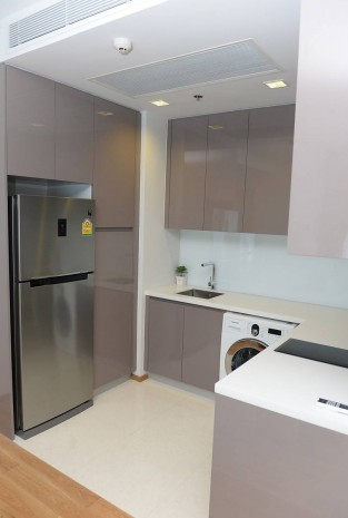 BKKMOVE Agency's 84sqm Good price!! Spacious convenient 2bedroom 2bathroom for rent at Hyde Sukhumvit 13 3