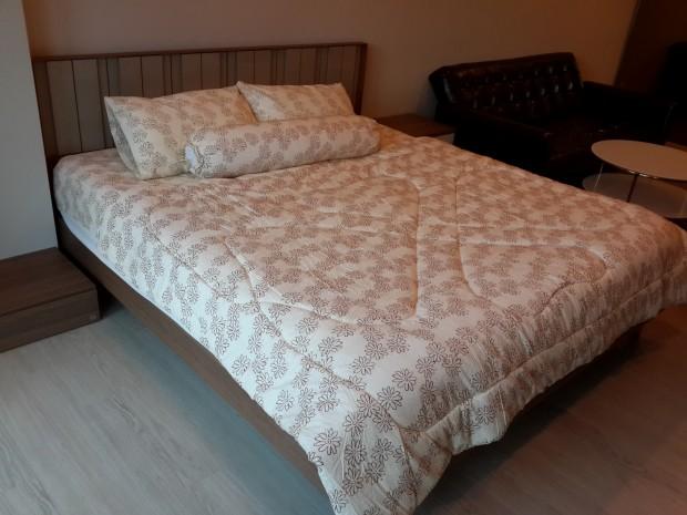 BKKMOVE Agency's The Room Sukhumvit 21 Condo ,Hight floor 36sqm Studio room 1 bedroom 1 bathroom fuily furnsh for rent well price! 9
