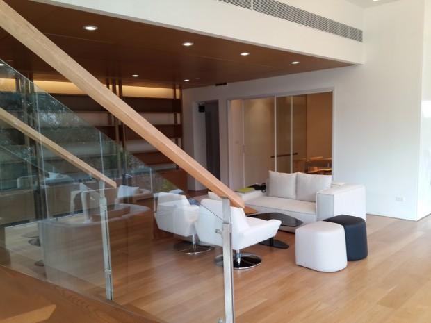 BKKMOVE Agency's The Room Sukhumvit 21 Condo ,Hight floor 36sqm Studio room 1 bedroom 1 bathroom fuily furnsh for rent well price! 6