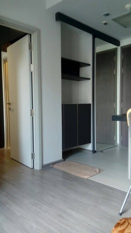 BKKMOVE Agency's Nye by Sansiri Condo ,Low floor, 31sqm 1 bedroom 1 bathroom Full furnished for Rent Well price!! 7