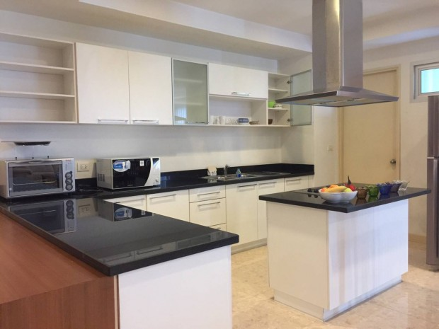 BKKMOVE Agency's Nusasiri Ekamai Spacious convenient Fully furnished 3bed 2bath 113sqm for rent Well price! 4