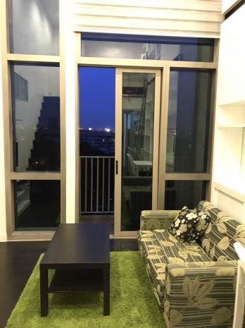 BKKMOVE Agency's Ashton Morph 38 33.66sqm convenient Duplex room  for rent Good price!! 9