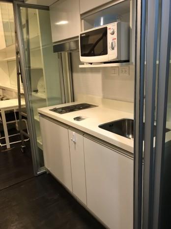 BKKMOVE Agency's Ashton Morph 38 33.66sqm convenient Duplex room  for rent Good price!! 4