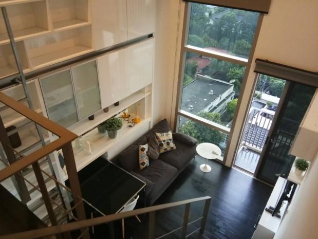 BKKMOVE Agency's Ashton Morph 38 Sukhumvit 38 Corner View Thonglor Beautiful room For Rent 30,000 a month 4
