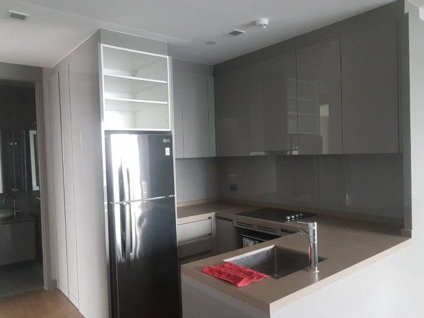 BKKMOVE Agency's M Silom  95 sqm. for rent  2 bed 2 bath Mahanakorn view  fully furnished 8