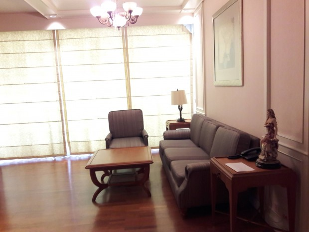 BKKMOVE Agency's Langsuan Ville Condo fully furnished ready to move in 93sqm 1+1 bed 1 bath for rent well price! 6