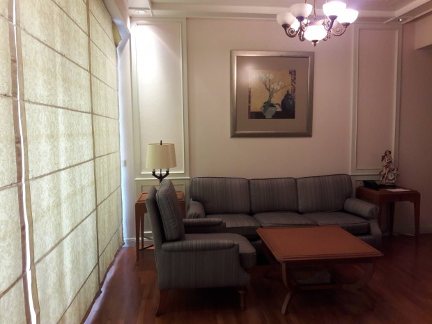 BKKMOVE Agency's Langsuan Ville Condo fully furnished ready to move in 93sqm 1+1 bed 1 bath for rent well price! 7