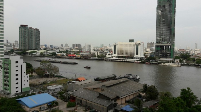 BKKMOVE Agency's Watermark Chaophraya River Condo ,River view middle floor 145 sqm 3 bedroom 3 bathroom 1 maidroom for rent/sale well price! 1