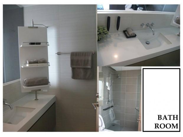BKKMOVE Agency's 52sqm. Stylish, Luxury 1 bedroom condo for rent at Siri @ sukhumvit 2