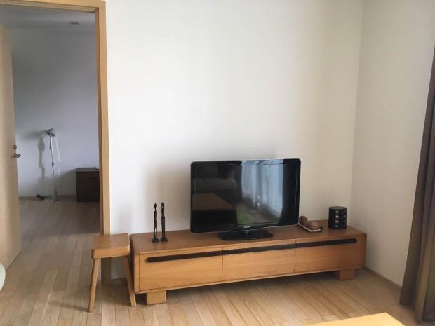 BKKMOVE Agency's 51sqm. Stylish, Luxury 1 bedroom condo for rent at Siri @ sukhumvit 2