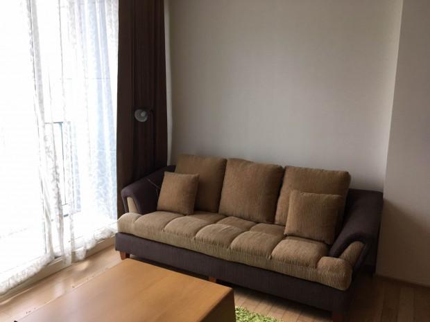 BKKMOVE Agency's 51sqm. Stylish, Luxury 1 bedroom condo for rent at Siri @ sukhumvit 1