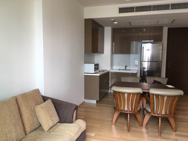 BKKMOVE Agency's 51sqm. Stylish, Luxury 1 bedroom condo for rent at Siri @ sukhumvit 9