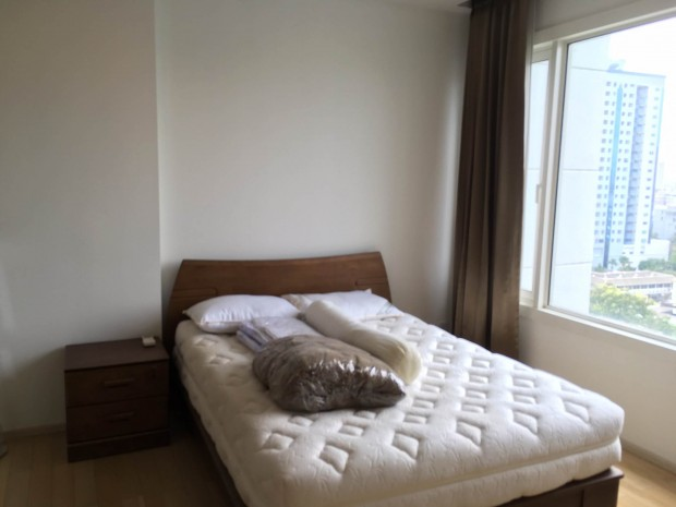 BKKMOVE Agency's 51sqm. Stylish, Luxury 1 bedroom condo for rent at Siri @ sukhumvit 8