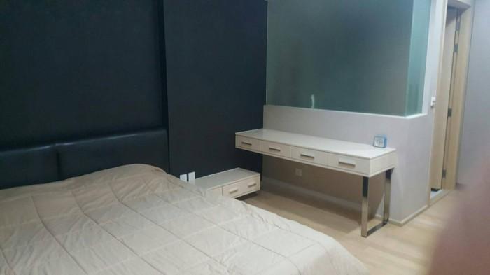 BKKMOVE Agency's 51sqm. Stylish, Luxury 1 bedroom condo for rent at Siri @ sukhumvit 5